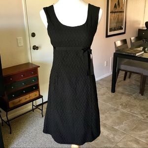 Ann Taylor Lace Little Black Dress